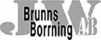 JW Brunnsborrning AB logo