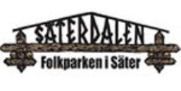 Säterdalens Folkpark/ Dalstugan logo