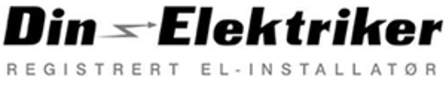 Din-Elektriker AS logo