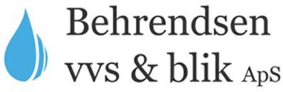 Behrendsen Vvs & Blik ApS logo