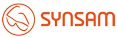 Holmquist Optik Synsam logo