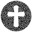Sanderum Kirke logo