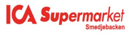 ICA Supermarket Smedjebacken logo