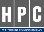 HPC Værktøjs- og Maskinfabrik A/S logo