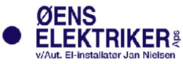 Øens Elektriker ApS logo