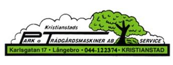 Kristianstads Park & Trädgårdsmaskiner AB logo