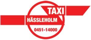 Taxi Hässleholm AB logo