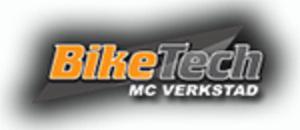Biketech Mc-Verkstad logo