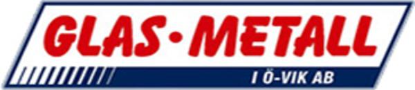 Glas & Metall i Ö-vik AB logo