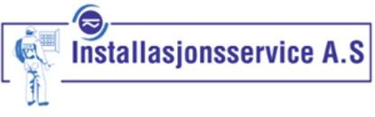 Installasjonsservice A/S logo
