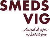 Smedsvig Landskapsarkitekter AS logo