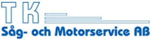 TK Såg & Motorservice AB logo