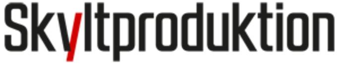 Skyltproduktion i Borås AB logo