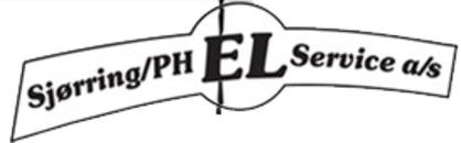 Sjørring/PH El-Service A/S logo