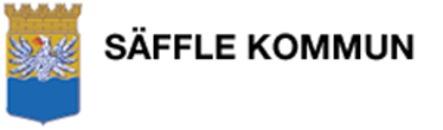 Politik & fakta Säffle kommun logo