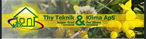 Thy Teknik og Klima ApS logo