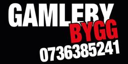 Gamleby Bygg AB logo
