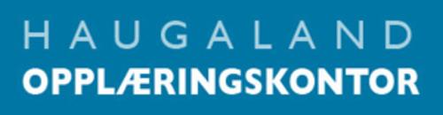 Haugaland Opplæringskontor logo