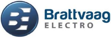 Brattvaag Electro AS avd Ålesund logo
