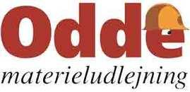 Odde Materieludlejning logo