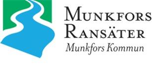 Omsorg och hjälp Munkfors kommun logo