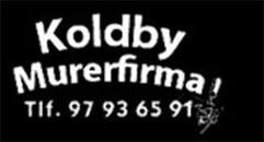 Koldby Murerfirma ApS logo