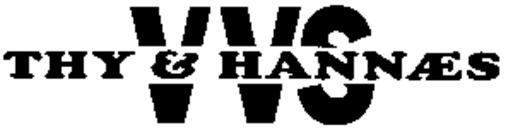 Thy & Hannæs VVS logo