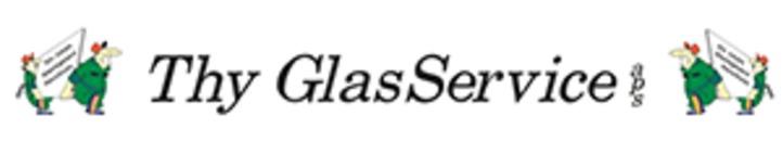 Thy Glasservice ApS logo
