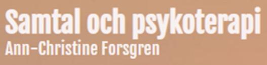 Samtal och Psykoterapi I Dalarna AB logo