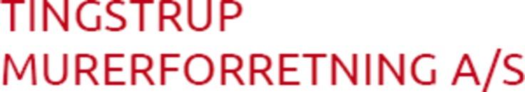 Tingstrup Murerforretning A/S v/Heinrick Henriksen logo