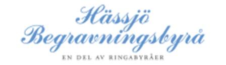 Hässjö Begravningsbyrå logo