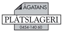 Ågatans Plåtslageri logo
