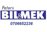 Peters Bil & Mek logo