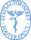 Footsie, Klinik For Fodterapi v/ Statsautoriserede Fodterapeut Jeanet Kingo logo