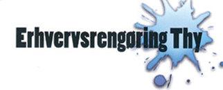 Erhvervsrengøring Thy logo