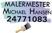 Malermester Hansen logo
