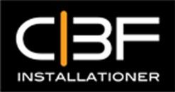 CBF Elektriska AB logo