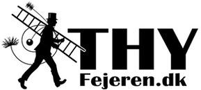 Skorstensfejermester Jannick V. Jensen logo