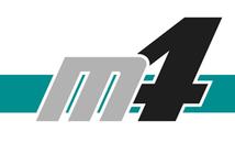 m4 gruppen AB logo