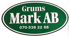 Grums Mark AB logo