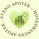 Hovedbanens Apotek logo