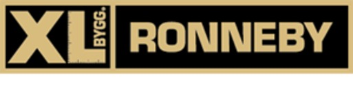 XL BYGG Ronneby logo