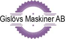 Gislövs Maskiner AB logo