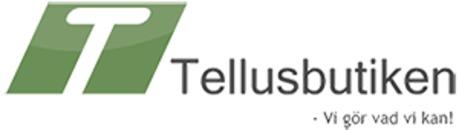 Tellusbutiken AB logo