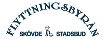 Flyttningsbyrån Skövde Stadsbud AB logo