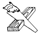 Finn Lauritsen Tømrer- og Snedkerfirma logo