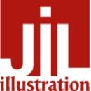 JIL illustration, John Lööf logo