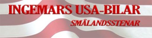 Ingemars USA Bilar logo