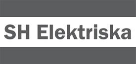 SH Elektriska AB logo
