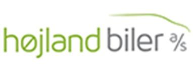 Højland Biler A/S logo